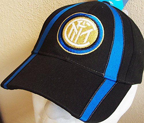 CAPPELLO INTER CAPPELLINO UFFICIALE BERRETTO CAP con VISIERA a65a8613f16d