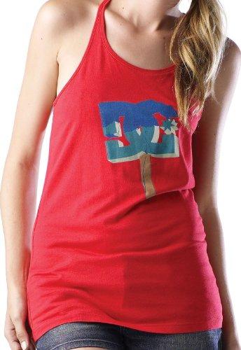 DC chaussures Pop Up T-shirt pour homme Rouge - Lollipop