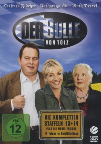 Staffel 13+14 plus Finale (6 DVDs)