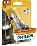 Philips 12580B1 H15 Halogen-Scheinwerferlampe