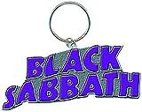 Portachiavi Black Sabbath Wavy (Metallo)