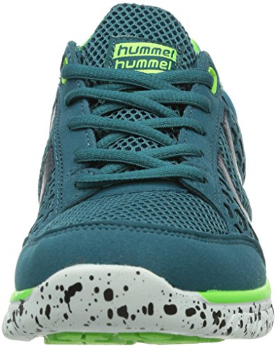 Hummel Hummel Crosslite, Chaussures indoor mixte adulte Multicolore - Mehrfarbig (Legion Blue 7511)