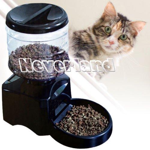 aridox (TM) Nueva Automatic Pet Feeder Dispensador de comida para perr
