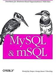 MySQL & mSQL  (en anglais)