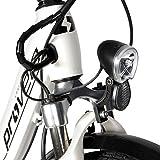 e bike mit mittelmotor und ruecktrittbremse Vergleich