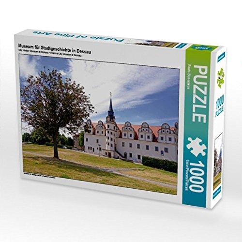 Museum für Stadtgeschichte in Dessau 1000 Teile Puzzle quer