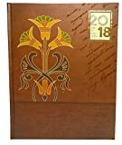 #9: Crownlit A4 Size New Year Diary, 2018, Big Size,Hardbound, Size : 10.25 Inches X 8.25 Inches