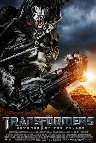 Transformers 2: Revenge of the Fallen Plakat Movie Poster (27 x 40 Inches - 69cm x 102cm) (2009) Danish E