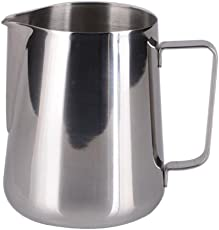 SMS 600 ML Stainless Steel Milk Frothing JUG Milk Frothing Pitcher Milk Pitcher Latte Maker