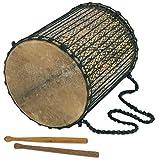 Betzold Musik 84303 - Dundun Basstrommel – 45 cm Bassdrum