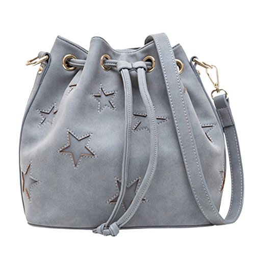 Millya, Borsa a zainetto donna, Grey (grigio) - bb-01441-01C Grey