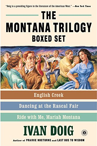 The Montana Trilogy Boxed Set: English Creek, Dancing at the Rascal Fair, and Ride with Me, Mariah Montana