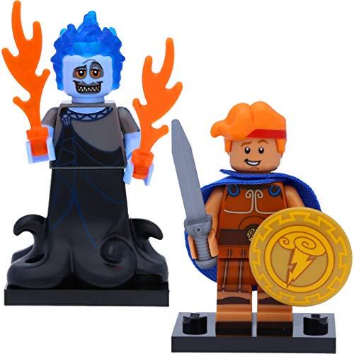 LEGO 71024 Disney Serie 2 Minifiguren: #13 Hades und #14 Hercules