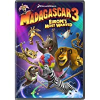 Madagascar 3: Europe's Most Wanted by Ben Stiller