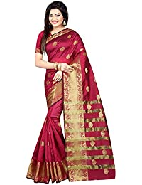 Sarees (Deepjyoti Creation Poly Cotton Offer Designer Sarres For Women,s