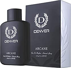 DENVER ARCANE EAU DE PARFUM NATURAL SPRAY 100ML