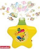 #10: Ramadoo Starlight Dreamshow Projector - For New Born Baby ( Star Light, Music )