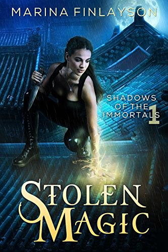 Stolen Magic (Shadows of the Immortals Book 1) (English Edition) par Marina Finlayson