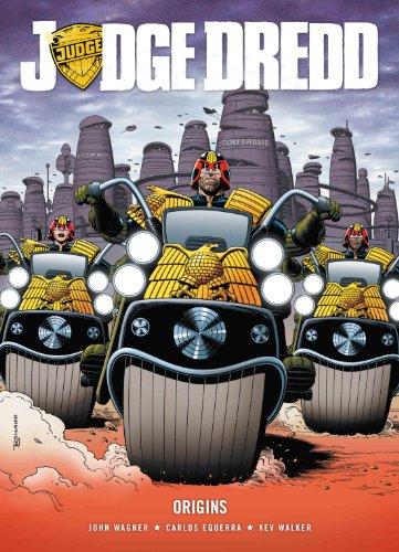 Judge Dredd Origins (English Edition)