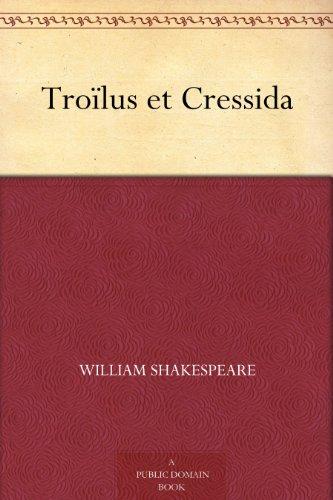 Couverture du livre Troïlus et Cressida