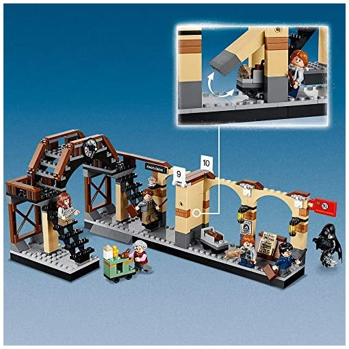 Lego-75950-Harry-Potter-Building-Set-The-Forbidden-Forest-Ragnatela-Wizarding-World-Magical-Fun-Toy