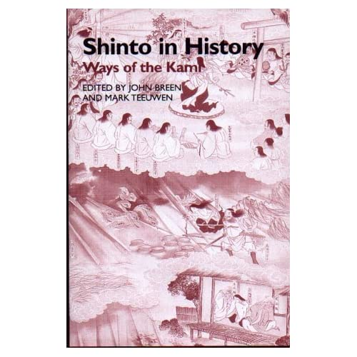 Shinto in History (Routledge Studies in Asian Religion) by John Breen (2000-07-03)