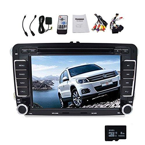 pantalla-tctil-digital-de-coches-reproductor-de-dvd-en-el-tablero-con-la-radio-del-coche-de-navegaci