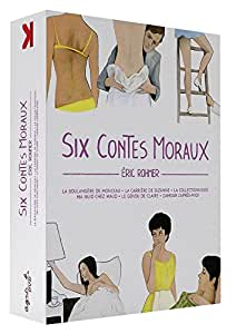 Contes moraux combo blu ray + DVD [Blu-ray] [Combo Blu-ray + DVD]