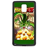 Personalised Custom Samsung Galaxy Note 4 Phone Case Dragon Ball Z