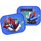 Spiderman 10010 - Parasol con diseño de Spiderman (36 x 45 cm, 2 unidades)