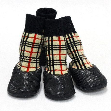 la-vie-4-pcs-chaussettes-a-revetement-en-caoutchouc-etanche-anti-derapant-chaussures-chaussons-prote
