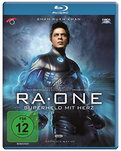 Ra.One – Superheld mit Herz (Special Edition) (Blu-ray) [Limited Edition]