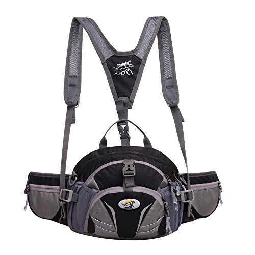 Outdoor-Sport Art und Weise große Taschen Multifunktions-portable Schulter Messenger 2