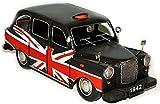 Modellauto Austin Taxi London - Retro Blechmodell