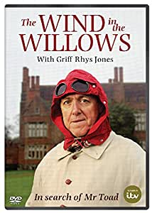 Griff Rhys Jones - In Search of Mr.Toad [DVD]