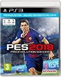 Pro Evolution Soccer 2018 Premium - Day-one - PlayStation 3 [Importación italiana]