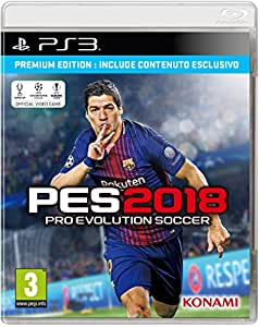 Pro Evolution Soccer 2018 Premium - Day-one - PlayStation 3