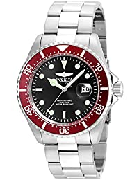 Invicta Pro Diver Men's Analogue Classic Quartz Watch with Stainless Steel Bracelet – 22020