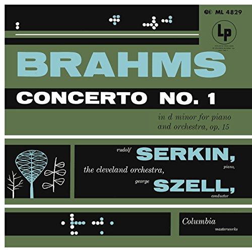Brahms: Piano Concerto No. 1, ...