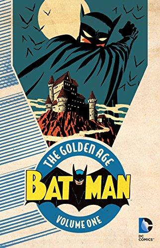 Batman: The Golden Age Vol. 1 Thomas Flach