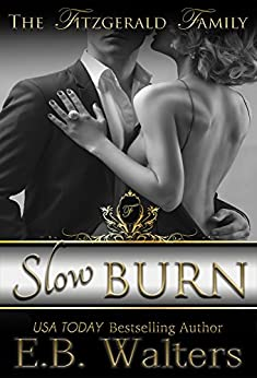 Slow Burn (Contemporary, sexy) (The Fitzgerald Family Book 1) by [Walters, E.B.]