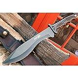 Macete Misc Survival Knife machete nero