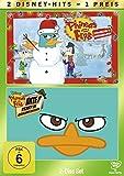 Phineas und Ferb - Schnabeltier in Geschenkpapier / Akte P: Perry in geheimer Mission [2 DVDs]