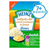 Heinz Carrot Sweetcorn And Cheese Dry Meal 100G
