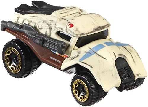 Mattel Hot Wheels DJL61 vehículo de Juguete - Vehículos de Juguete, Coche, Star Wars, Scarif Stormtrooper Squad Leader, 3 año(s), 1:64
