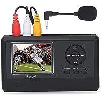 DIGITNOW! Video Grabber Videoregistratore Capture Box Digitalizza per VHS, VCR, Hi8, DVD, TV BOX, Sistemi di Gioco