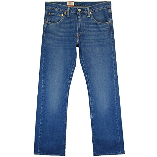 Levi's® 527 - Slim Bootcut - Jeans, Größe:W38 L34;Farbe/Waschung:Mid City (Levis Slim Bootcut Jeans Männer)