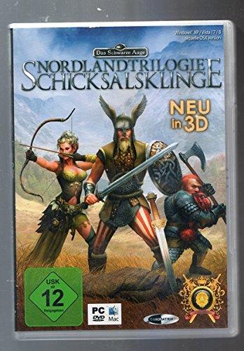 Preisvergleich Produktbild Nordlandtriologie Schicksalklinge / 3D