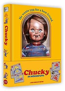 Chucky - Die Mörderpuppe - 2-Disc Good Guy Edition Mediabook (wattiert) [Blu-ray]