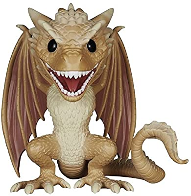 Game of Thrones Viserion (Oversize Figure) Vinyl Figure 34 Collector's figure